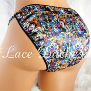 Lace Duchess - Satin Vintage Panties!